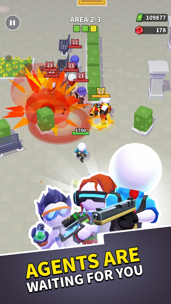 Squad Alpha Android Game Image 4