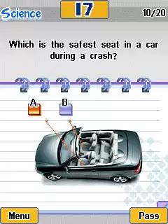 Common Knowledge Quiz Java Game Image 3