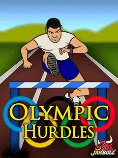 Olympic Hurdles Java Game Image 1