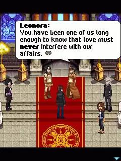 Vampire Romance Java Game Image 2