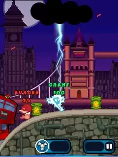 Worms Reloaded Java Game Image 3