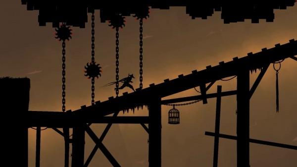 Ninja Arashi 2 Android Game Image 3