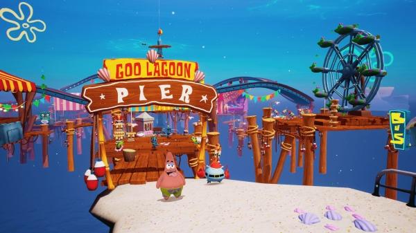 SpongeBob SquarePants: Battle For Bikini Bottom Android Game Image 1
