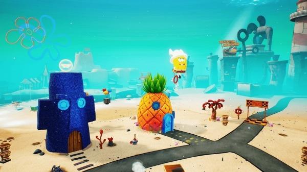 SpongeBob SquarePants: Battle For Bikini Bottom Android Game Image 2