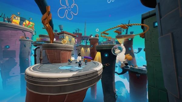SpongeBob SquarePants: Battle For Bikini Bottom Android Game Image 4