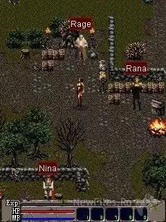 Dark World 2 Java Game Image 3