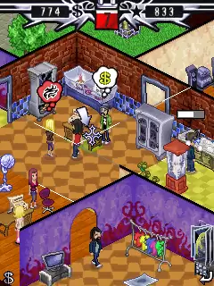 Tattoo Tycoon Java Game Image 4