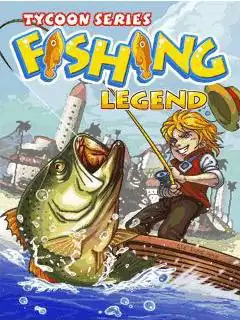 Tycoon Series: Fishing Legend Java Game Image 1