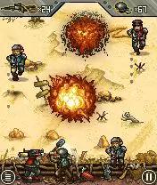D.O.D. Defend Or Die! Java Game Image 3