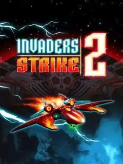 Invaders Strike 2 Java Game Image 1