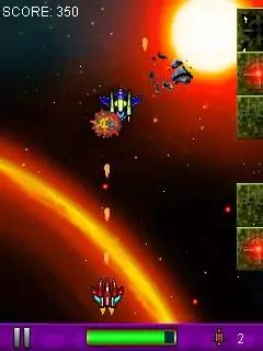 Invaders Strike 2 Java Game Image 2