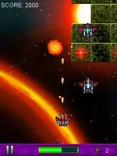 Invaders Strike 2 Java Game Image 4
