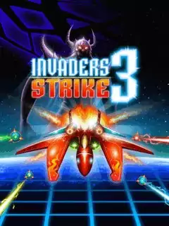 Invaders Strike 3 Java Game Image 1