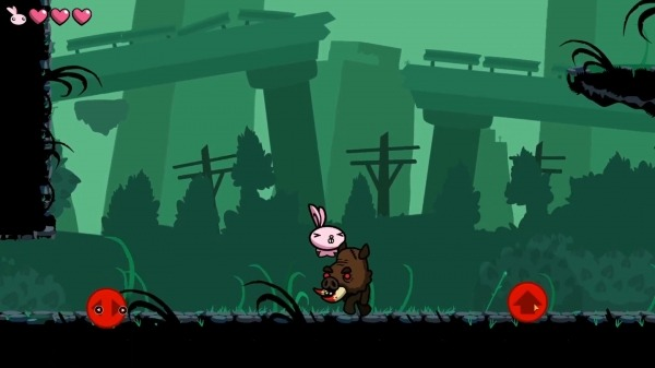 Gloomy Toons - Roguelike Platform Dungeon Crawler Android Game Image 3