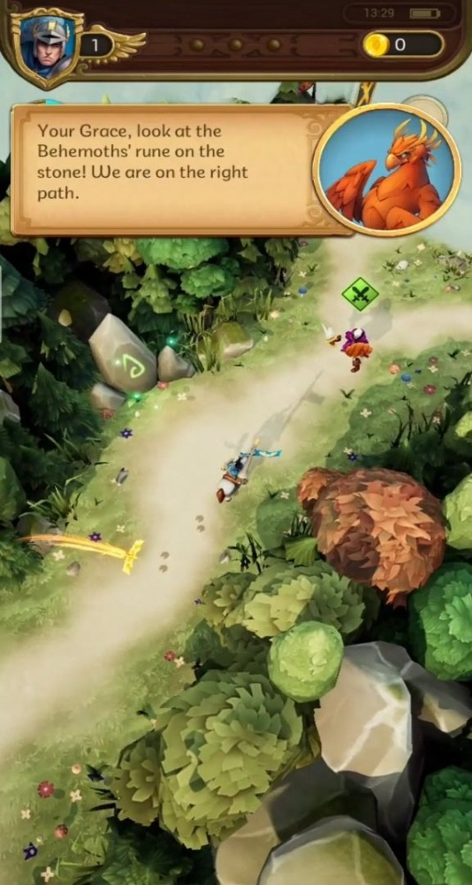 Rivenlands Android Game Image 4