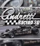 Andretti Racing 3D Java Game Image 1