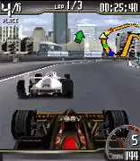 Andretti Racing 3D Java Game Image 4