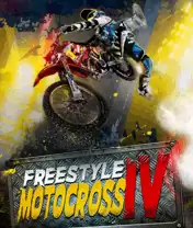 Freestyle Motocross 4 Java Game Image 1