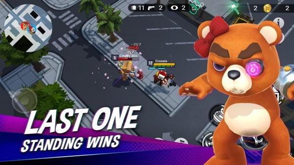 Battlepalooza - Free PvP Arena Battle Royale Android Game Image 3