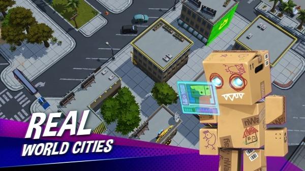 Battlepalooza - Free PvP Arena Battle Royale Android Game Image 4