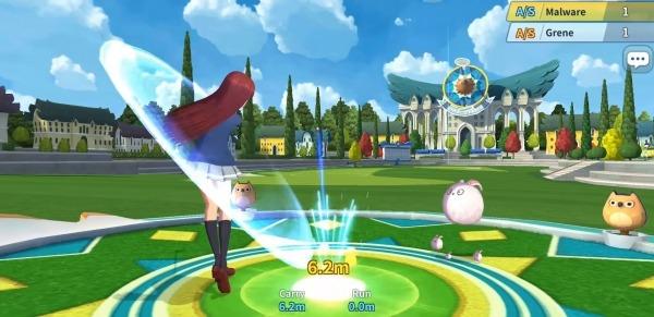 Birdie Crush: Fantasy Golf Android Game Image 2