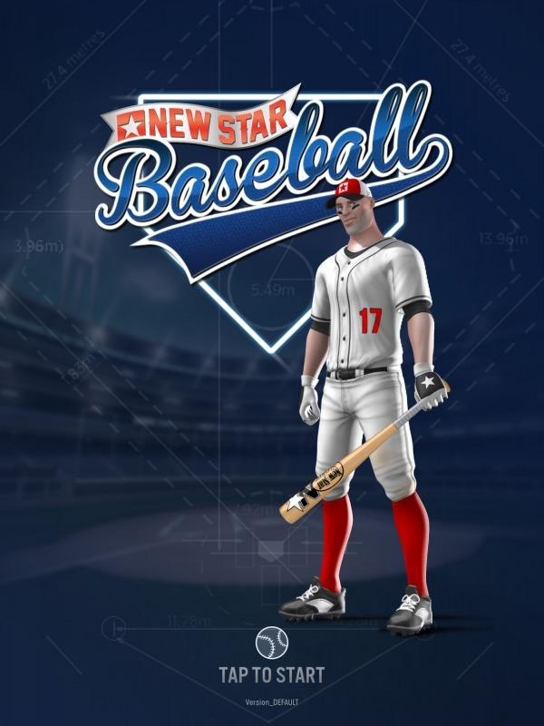 New Star Baseball Android Game Image 1