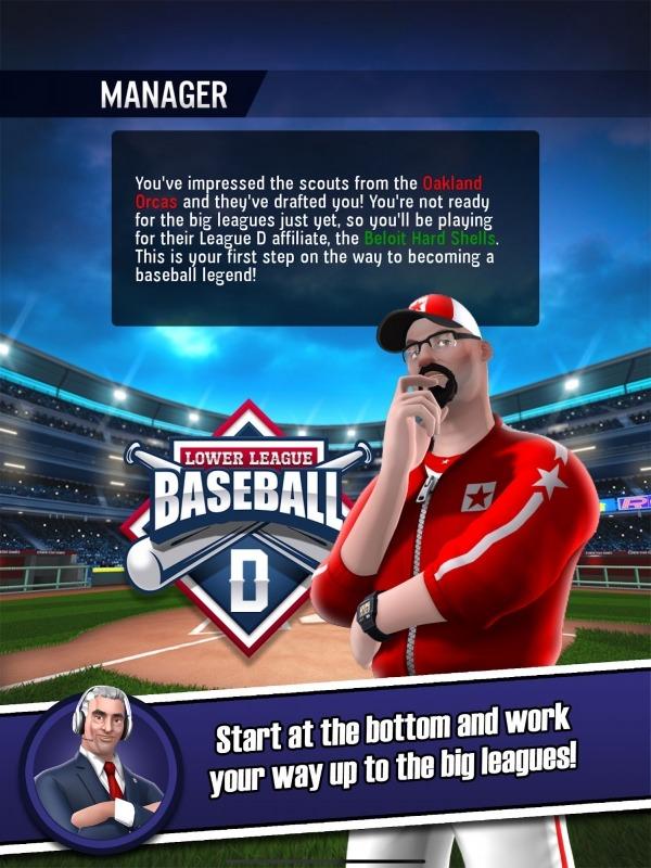 New Star Baseball Android Game Image 2