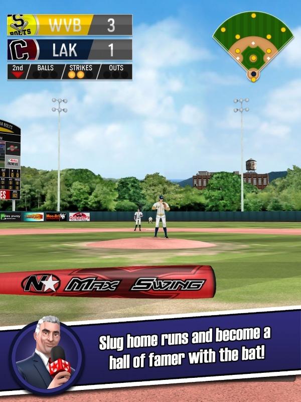 New Star Baseball Android Game Image 3
