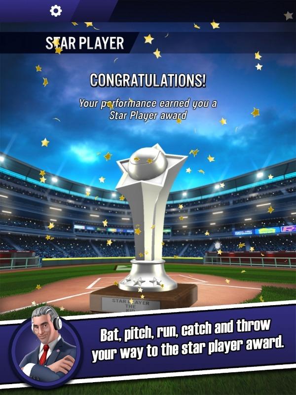 New Star Baseball Android Game Image 4