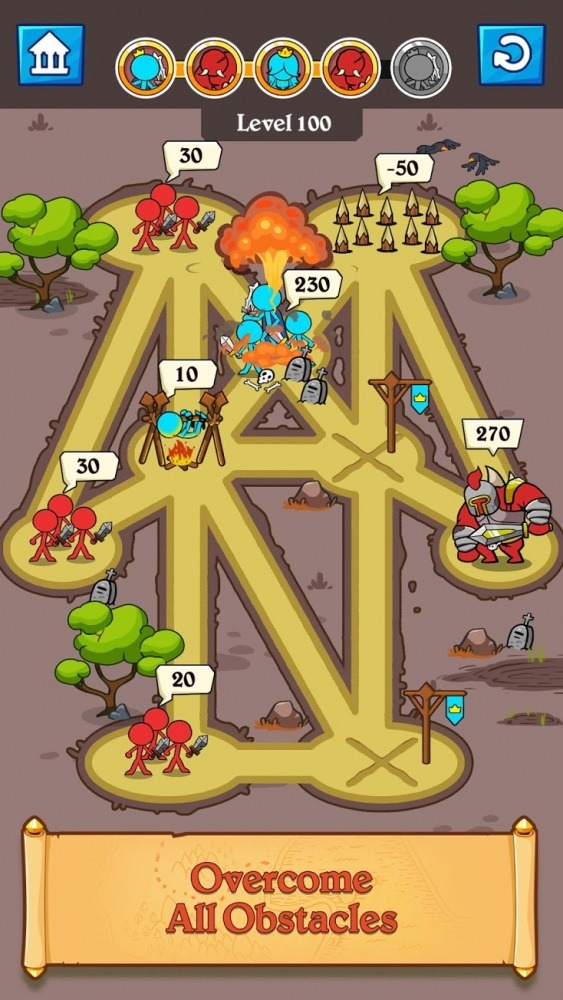 Stick Clash Android Game Image 4