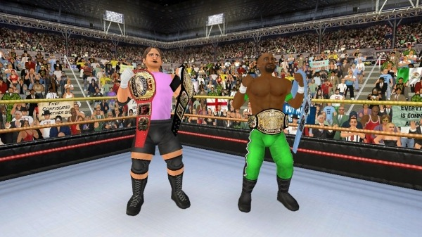 Wrestling Empire Android Game Image 1