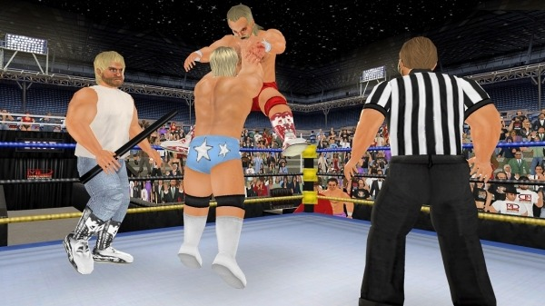 Wrestling Empire Android Game Image 2