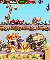 Blind Fury Java Game Image 2