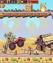 Blind Fury Java Game Image 4