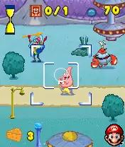 Sponge Bob Paparazzi Parade Java Game Image 4