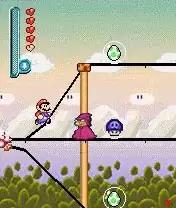 Super Mario Planet Java Game Image 2