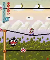 Super Mario Planet Java Game Image 4