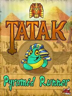 Tatak: Pyramid Runner Java Game Image 1