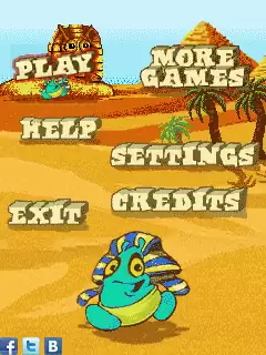 Tatak: Pyramid Runner Java Game Image 2