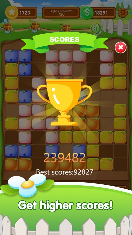 Block Sudoku Android Game Image 4