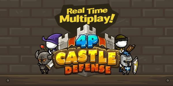 Castle Defense Online Android Game Image 1