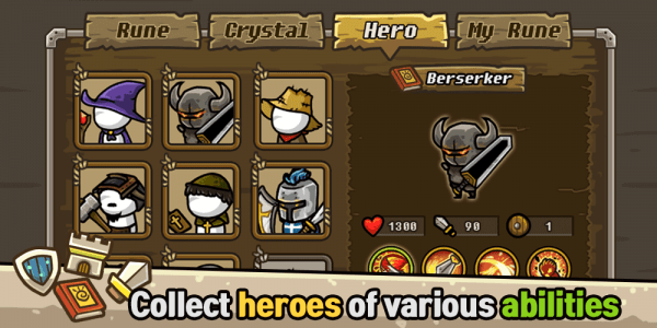 Castle Defense Online Android Game Image 4