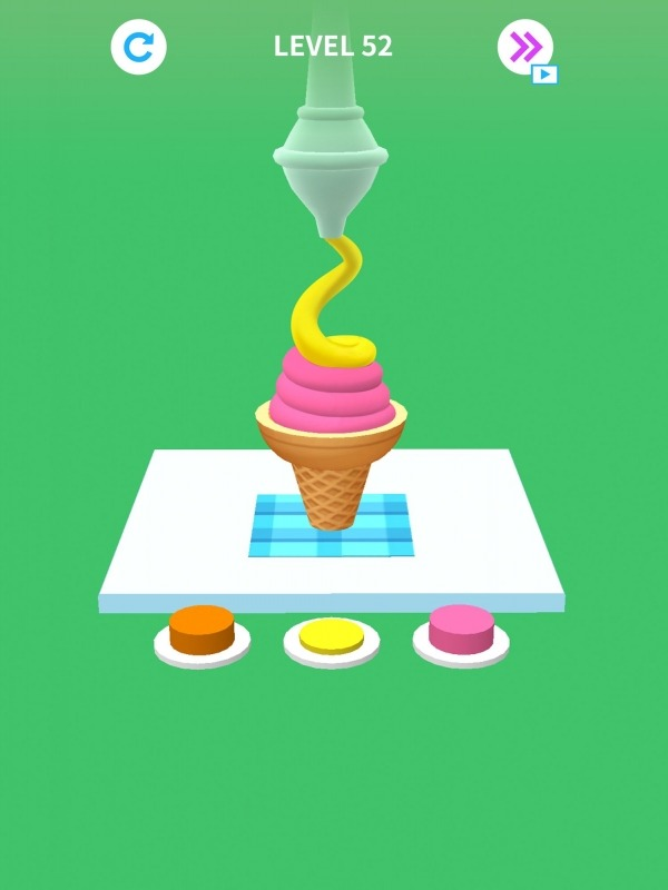 Food Games 3D Android Game Image 1