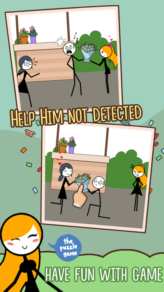 Skip Love Android Game Image 1