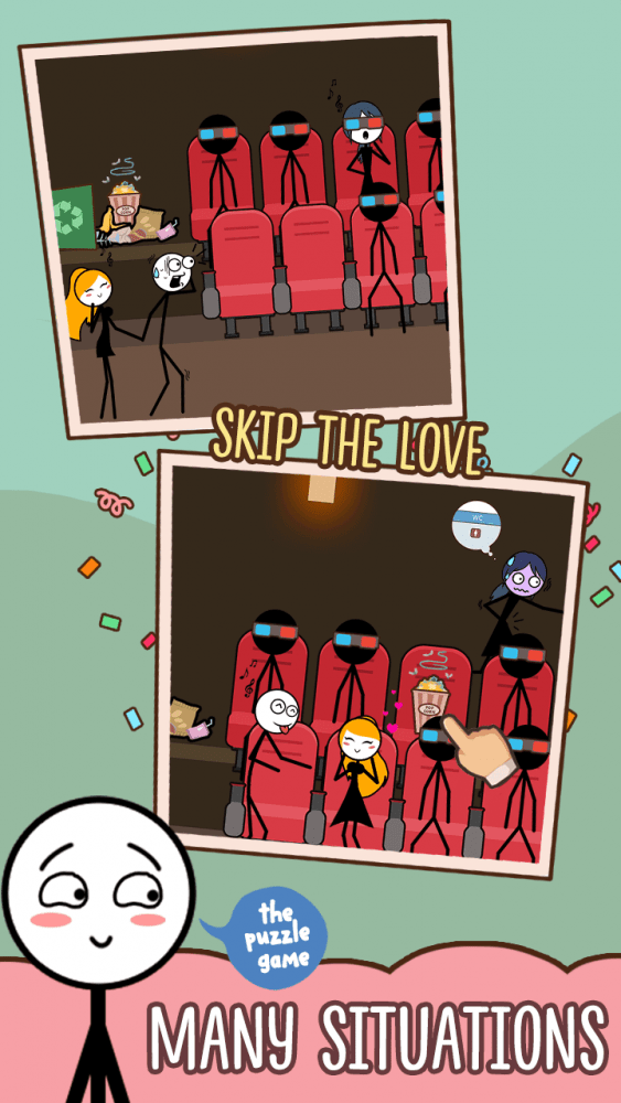 Skip Love Android Game Image 4
