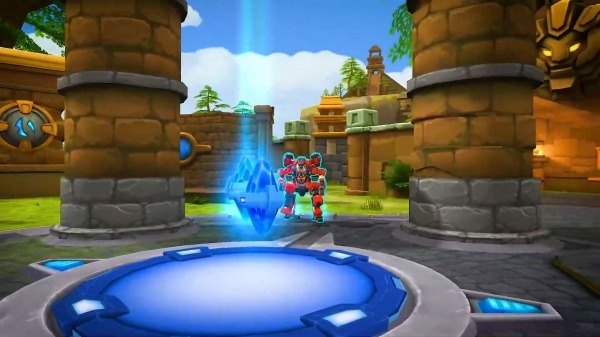 Star Robots. Mech War Android Game Image 2
