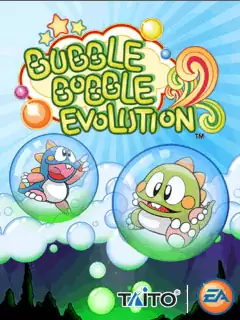 Bubble Bobble Evolution Java Game Image 1