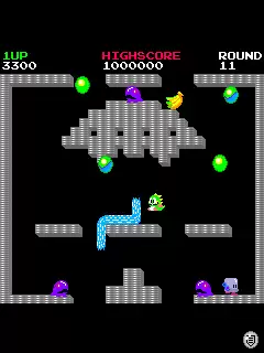 Bubble Bobble Java Game Image 3