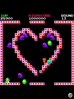 Bubble Bobble Java Game Image 4