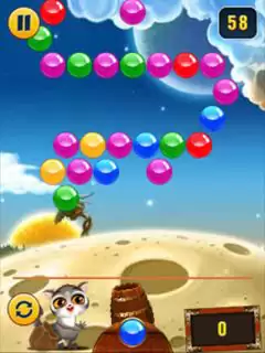 Bubble Shooter Java Game Image 4